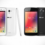 BLU Advance 4.0 and STUDIO 5.0 II Smartphone