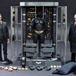 Batman Armory with Bruce Wayne and Alfred Pennyworth