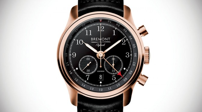 Bremont Limited Edition Rose Gold Codebreaker Watch