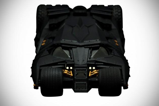 Crazy Case Batmobile Tumbler iPhone Case