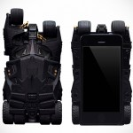 Crazy Case Batmobile Tumbler iPhone Case