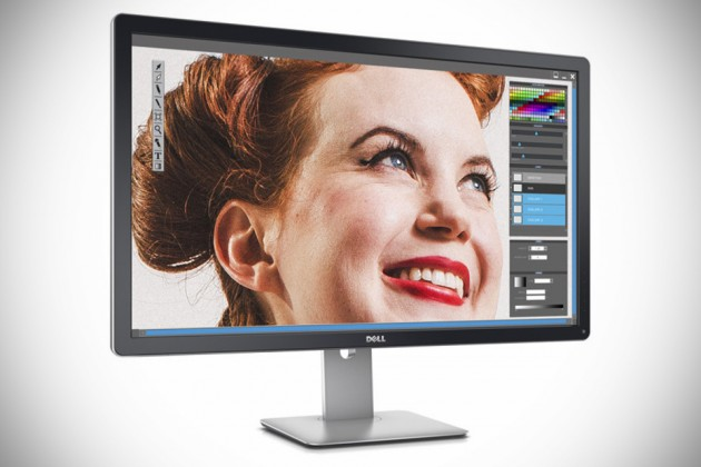 DELL UltraSharp 32 Ultra HD Monitor