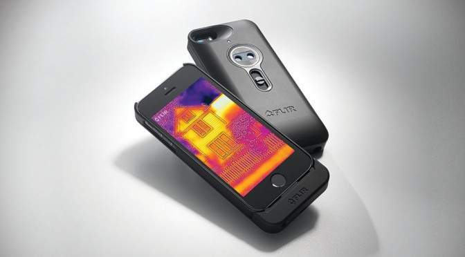 FLIR One Thermal Imager For iPhone