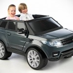 Range Rover Sport 12-Volt Ride-on Toy