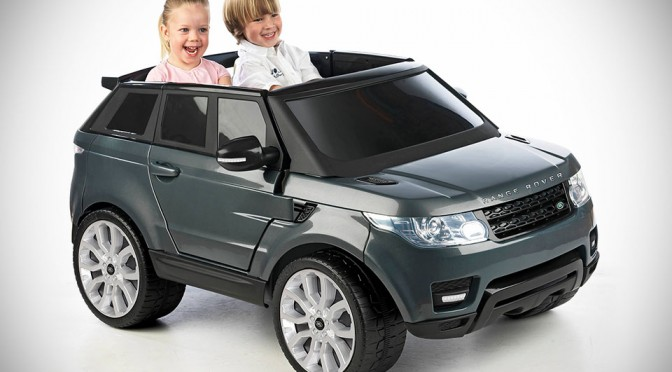 Range Rover Sport 12-Volt Ride-on