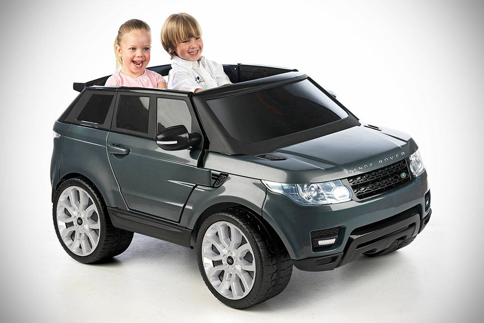 Range Rover Sport 12-Volt Ride-on Toy - MIKESHOUTS