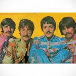 First Issue Sgt. Pepper's Lonely Hearts Club Band