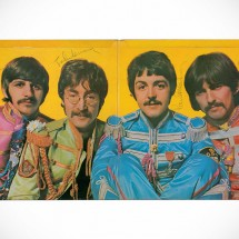 First Issue Sgt. Pepper's Lonely Hearts Club Band Album