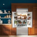GE Monogram French Door Built-in Refrigerator