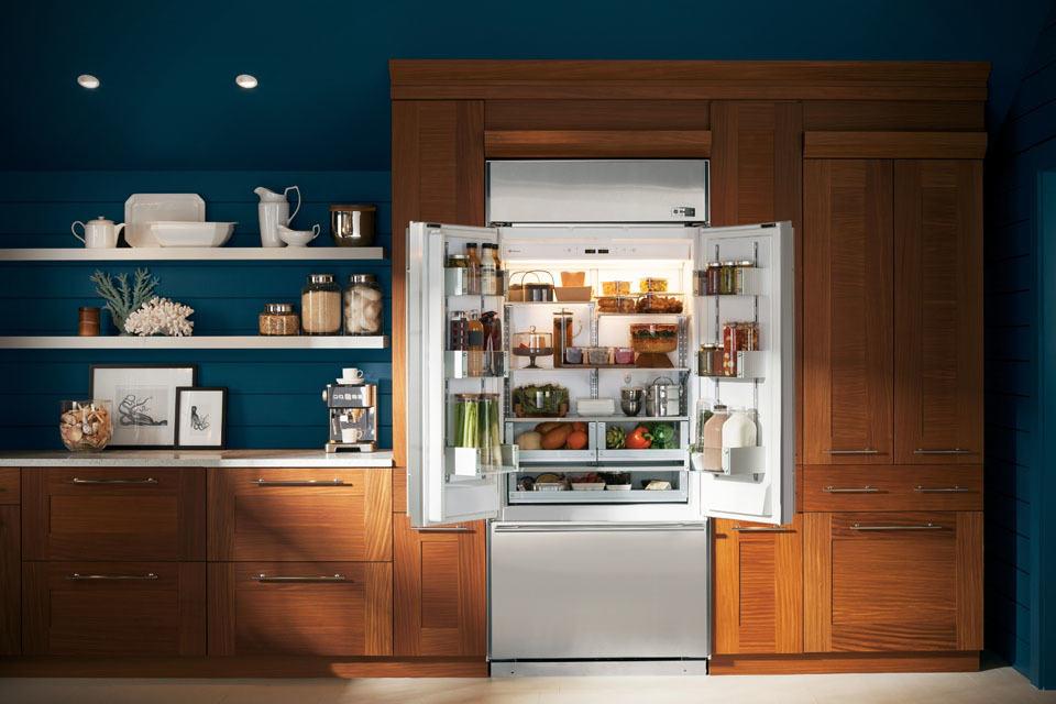 Ge Monogram French Door Built In Refrigerator Shouts