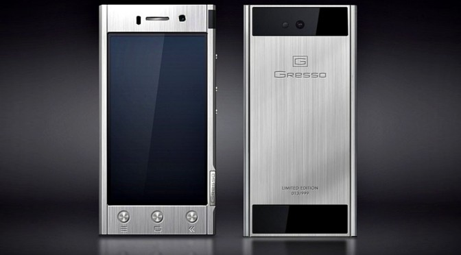 Gresso Radical Series Android Smartphones