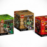 LEGO Minecraft Collection