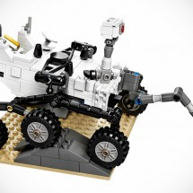 LEGO NASA Mars Science Laboratory Curiosity Rover Set