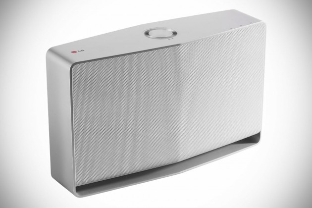 LG NP8740 Wireless Audio System