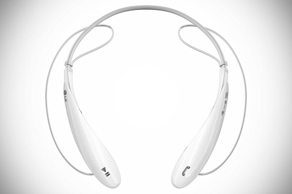 Bluetooth Headset White
