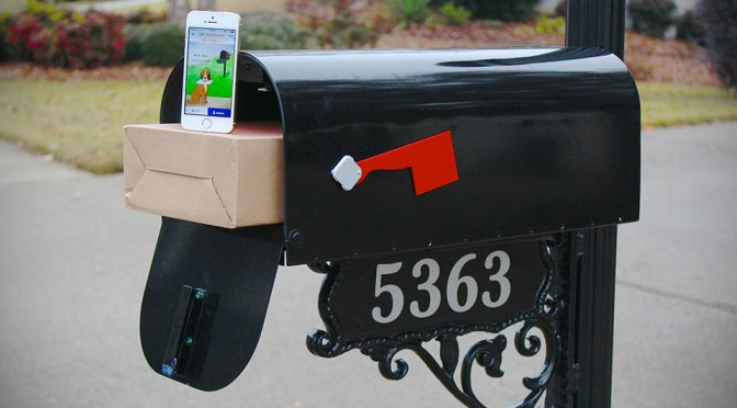 Mailbox, Home Automation, Kickstarter, Simple Elements