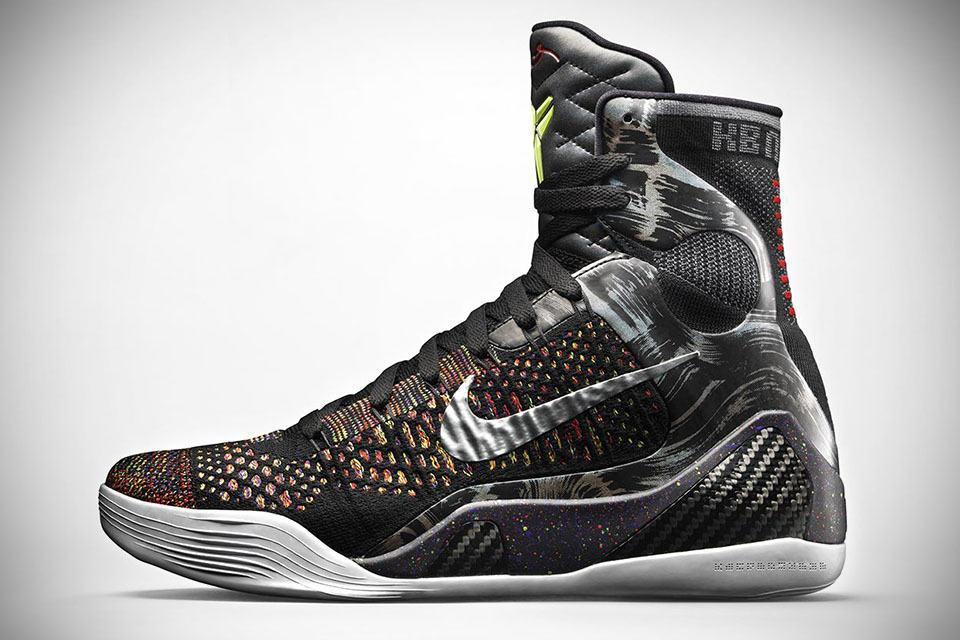 Nike KOBE 9 Elite Featuring Nike Flyknit - MIKESHOUTS