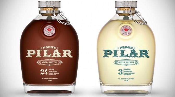 Papa's Pilar Super Premium Rum