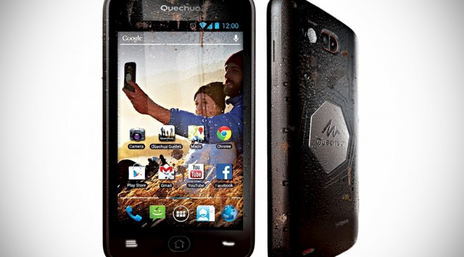 Quechua Rugged 5-inch Android Smartphone