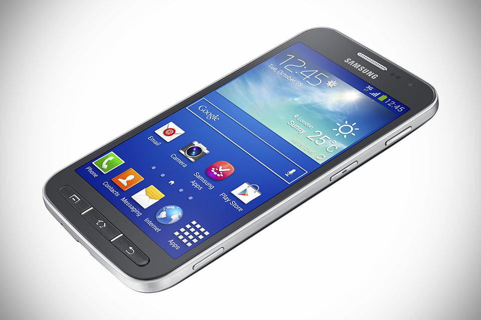 Samsung GALAXY Core Advance Smartphone - Deep Blue