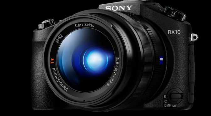 Sony Cyber-shot RX10 Camera