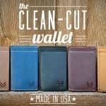 The Clean-Cut Wallet