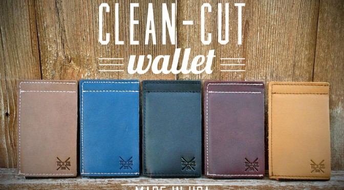 The Clean-Cut Wallet