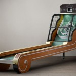 Vintage Arcade Skeeball