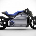 Voxan Wattman Electric Superbike