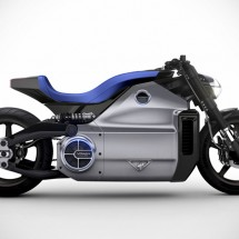 Voxan Wattman Electric Superbike
