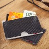 Y.O.D.A Carbon Fiber and Wool Felt Products - Cardholder