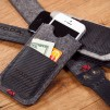 Y.O.D.A Carbon Fiber and Wool Felt Products - iPhone case