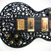3D Printed Electric Guitar Body by ODD Guitars