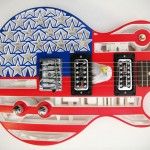 3D Printed Electric Guitar by ODD Guitars