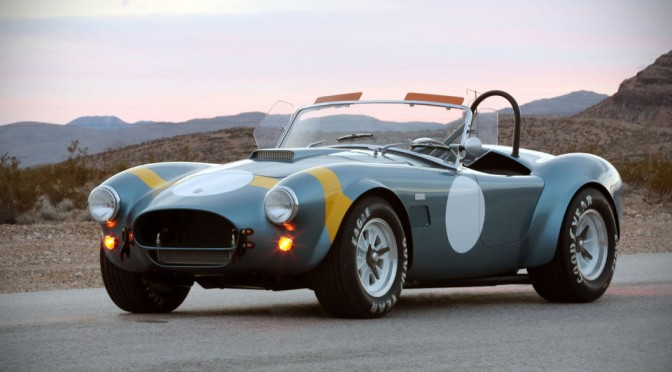 50th Anniversary Shelby FIA Cobra