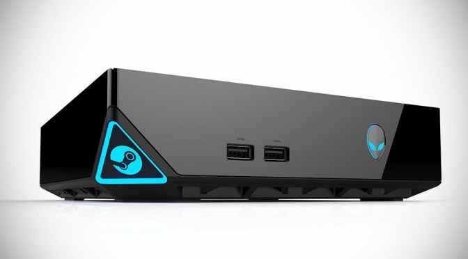 Alienware Steam Machine Gaming Console