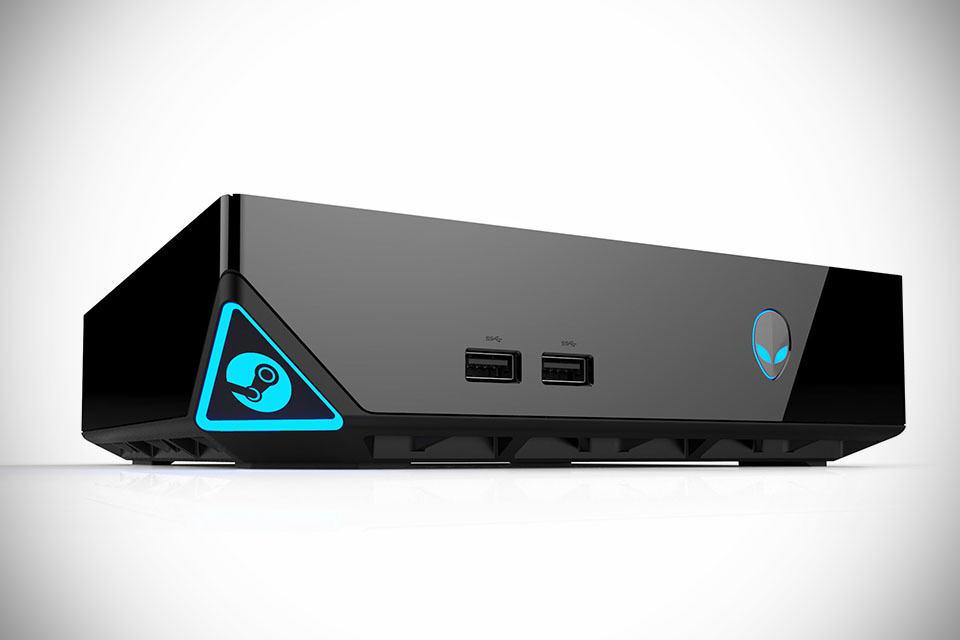 steam machine gaming console