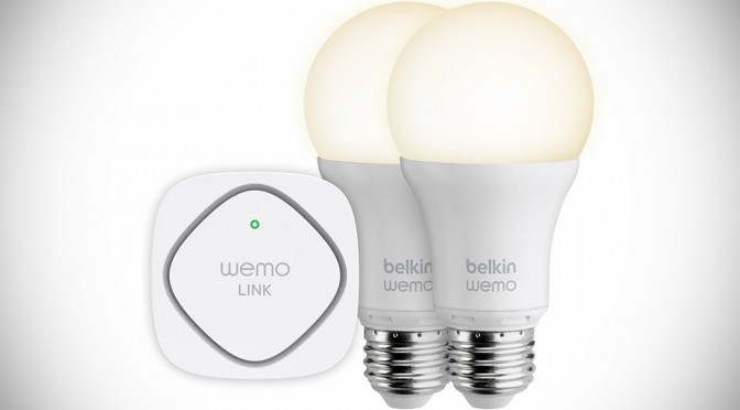 Belkin Smart LED Lighting Starter Set