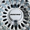 Boeing 777 Wheel Coffee Table