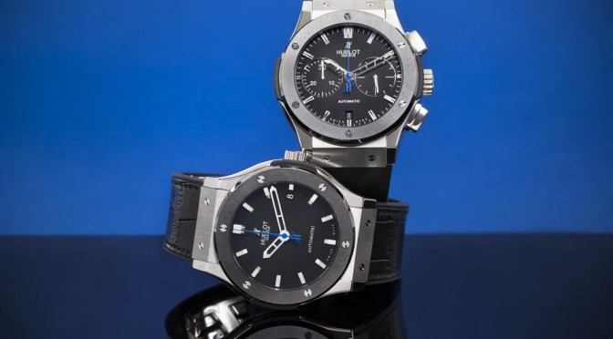 Exclusive Hublot Classic Fusion Limited Edition