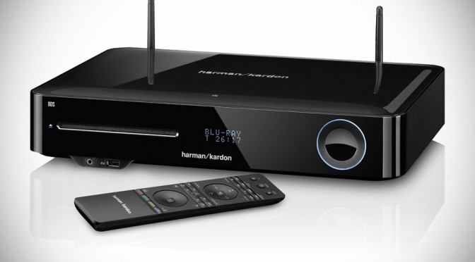 Harman Kardon BDS 580 and BDS 280 Blu-ray System