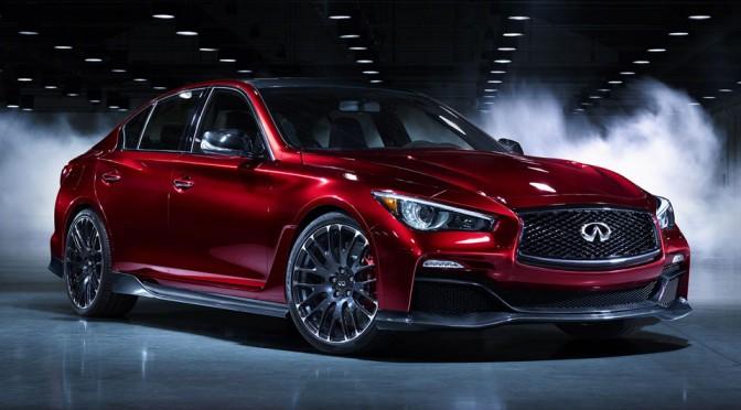 Infiniti Q50 Eau Rouge Luxury Sedan