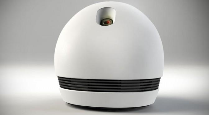 Keecker Personal Robot