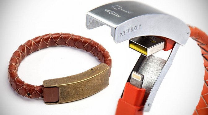 Kyte&Key Wearable USB Cable