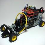 Arduino-powered LEGO Technic RC Car