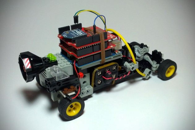 Light Seeking RC Car Hack with Arduino - Instructables