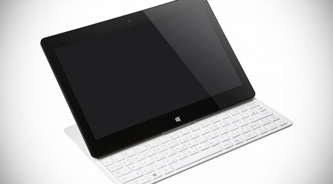 LG Tab-Book 2 Hybrid Computer
