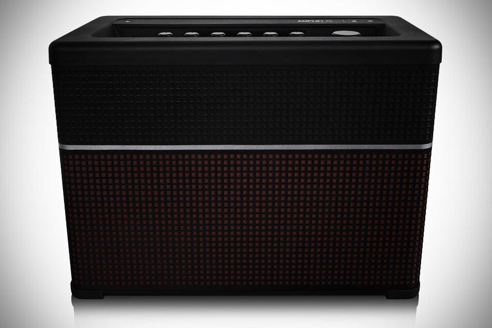 line 6 amplifi guitar amp and bluetooth speaker shouts. Black Bedroom Furniture Sets. Home Design Ideas