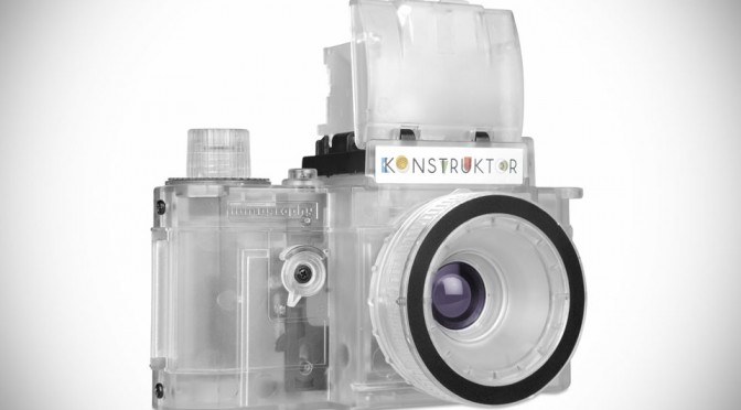 Lomography Konstruktor Transparent Collector's Edition