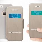 Moshi SenseCover Touch Sensitive iPhone 5/5s Flip Case